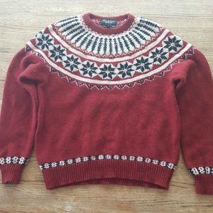 Brooks Brothers Wool Sweater